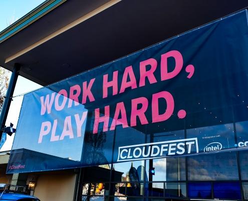 cloudfest - Banner