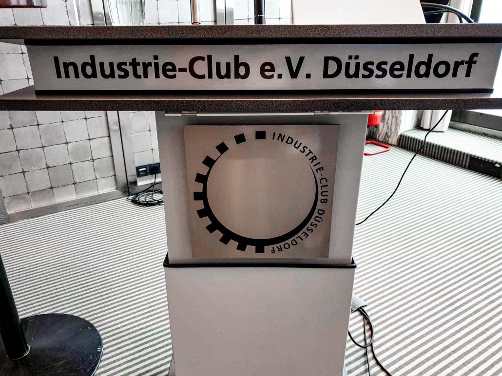 Datenschutzkonferenz 2019 in den Räumen des Indusrie-Club e.V Düsseldorf