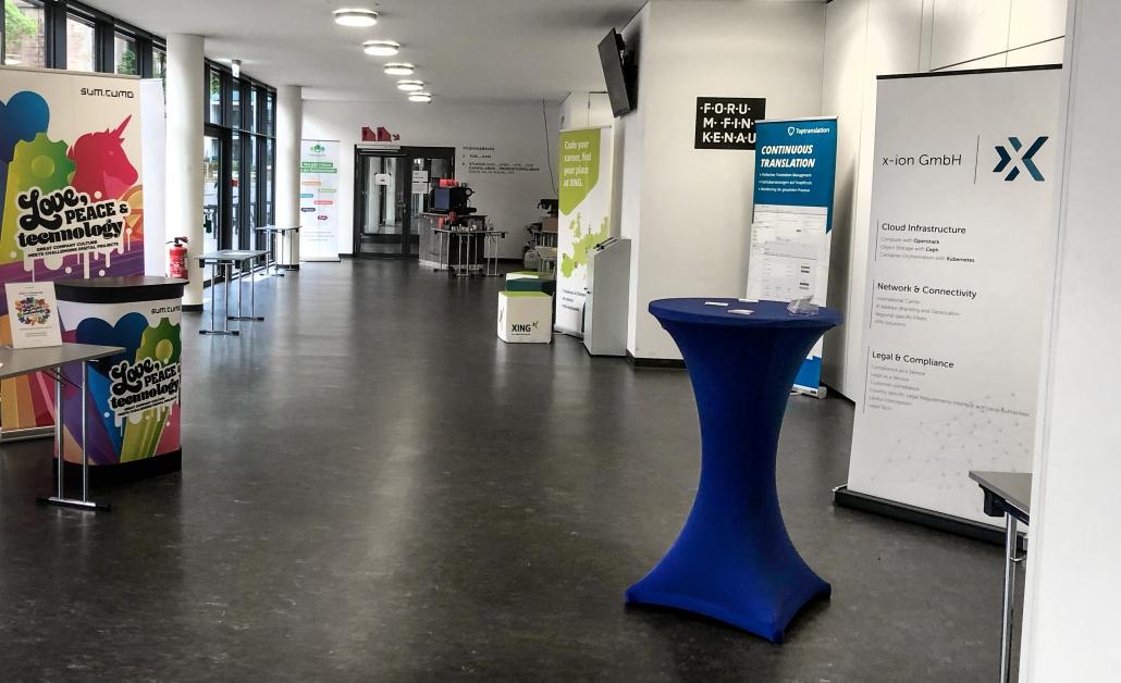RubyUnconf 2019 in Hamburg in der HAW Finkenau