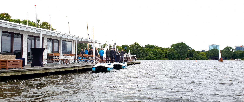 Barca Bootssteg