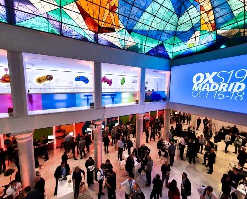 x-ion auf dem OX Summit 2019